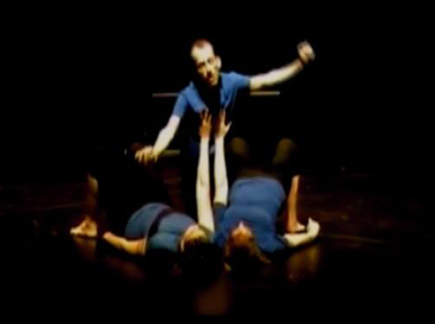 Alan Shain with Propeller Dance