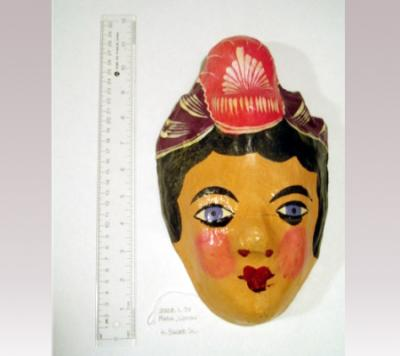 Hanni Sager, Mask Woman