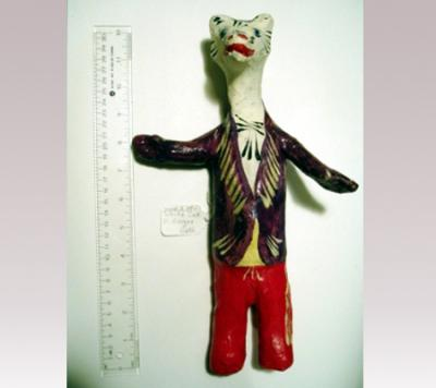 Hanni Sager, Cat Figure