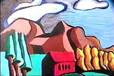 Ace Chapman Painting