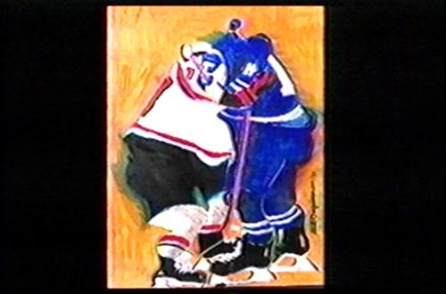 Ace Chapman Hockey Players