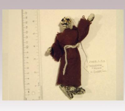 Hanni Sager, Skeleton in Monk's Clothing