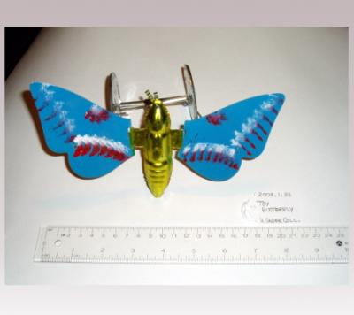 Hanni Sager, Butterfly Pull Toy
